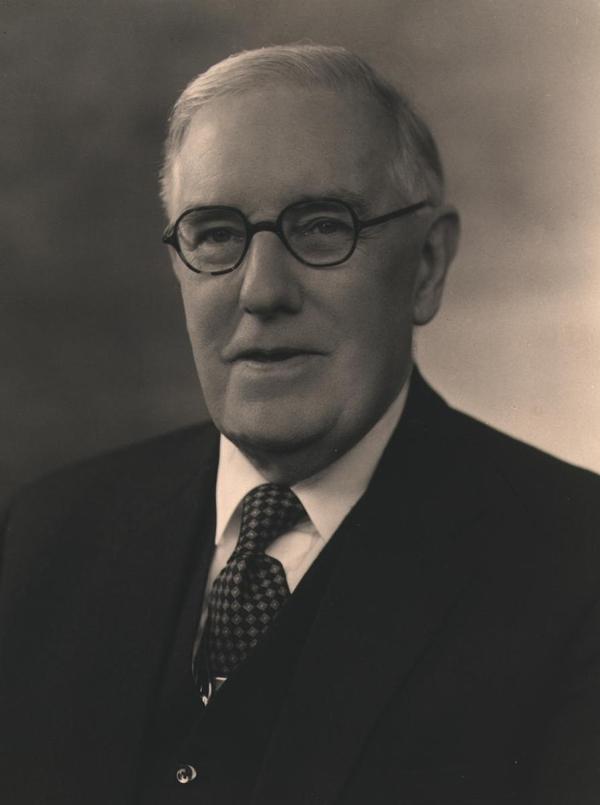 Dr Arthur Thomas Doodson